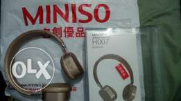 Headphone miniso H007 Bluetooth v3.0