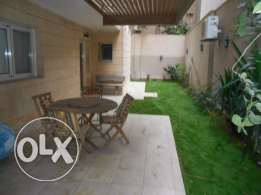 Modern Ground Floor With Private Garden For Rent In Maadi Sarayat