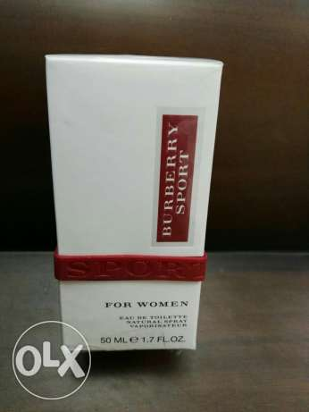Original Burberry sport for women 50 ml