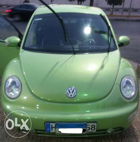 new beetle 2005 automatic