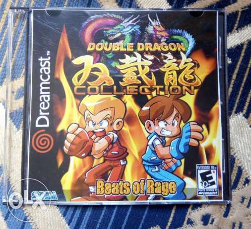 [Double Dragon)_Great Collection For [Sega DreamCast)