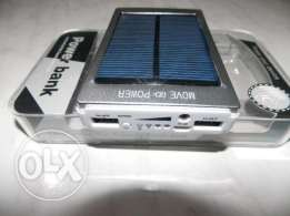 Solar Power BANK 30,000MAH