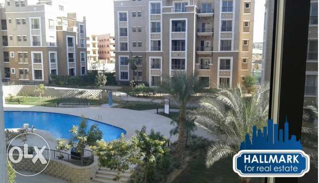 Penthouse For Sale In Katameya Plaza, New Cairo, Sodic Project
