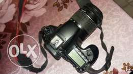 Canon 60d and lens 18_55