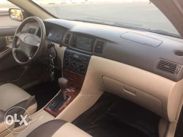 Toyota COROLLA 2006 خليجي شيراتون -  6