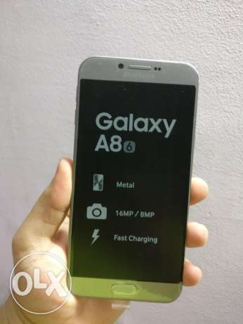 Samsung A8 2016 new never used
