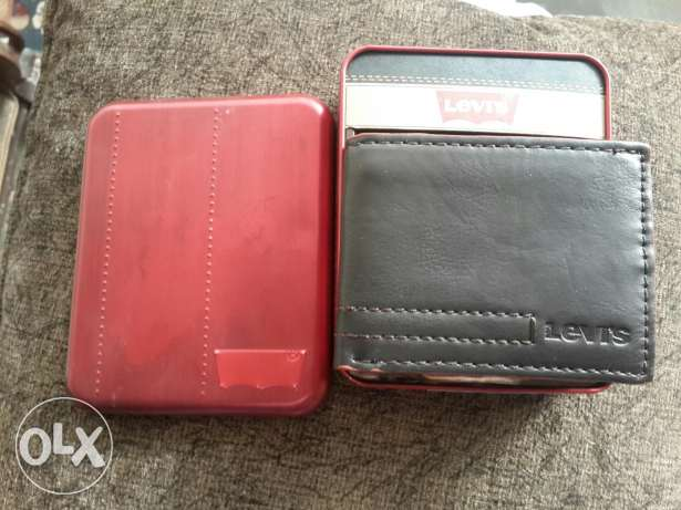 Levi's wallet from USA (Original) مدينة نصر -  7