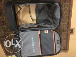 Timberland Expendable Spinner luggage ٢٠٠٠ LE شنطة تمبرلاند اصلي