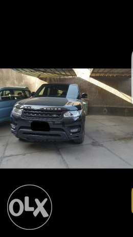 Range Rover Sports Supercharged