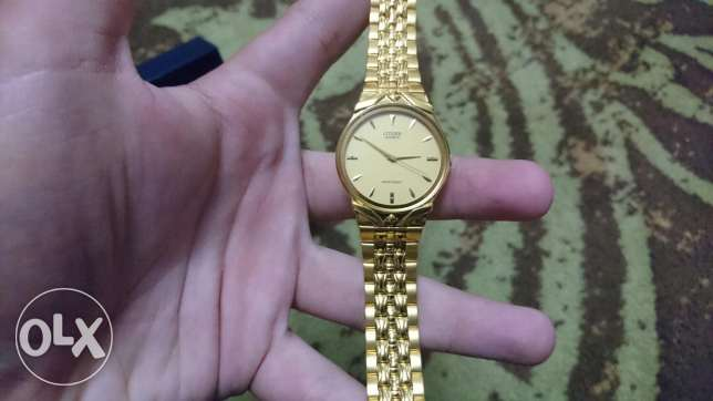 ساعة.Citizen watch Citizen. الإسكندرية -  5