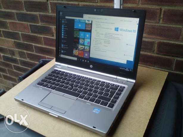 HP EliteBook i7 الجيل الثالث RAM 8GB HDD 500GB Graphics GDDR5 بالضمان