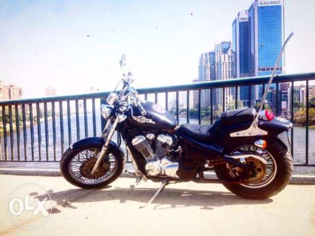 هوندا ستيد Honda steed