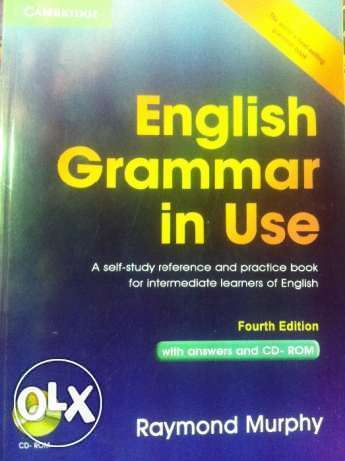 English grammer in use with CD and with answers