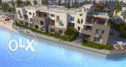 Swan Lake Gouna - Hassan Allam Chalet Fully Finished Prime Location
