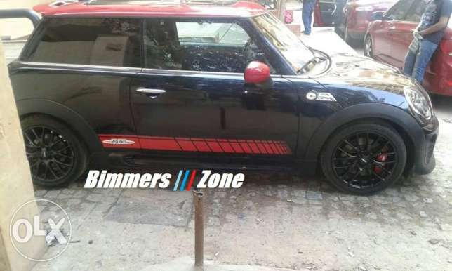 For sale Mini cooper r56 jcw 2013 مدينة نصر -  4