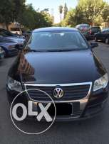 VW Passat 2011 black