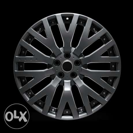 20 Inch Wheels Kahn Design (RS-2)