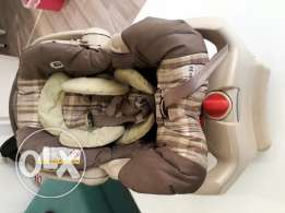 Car Seat - Graco - Snugride 35