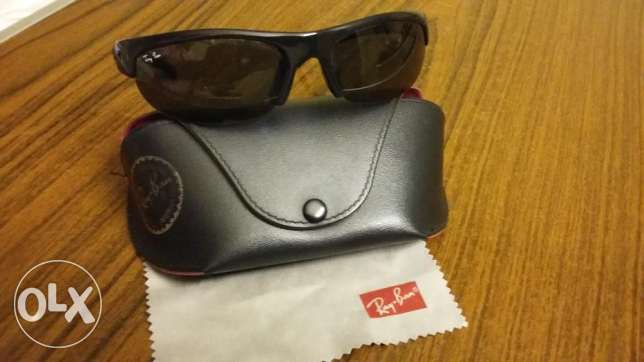 Ray-ban sunglasses-Original وسط القاهرة -  1