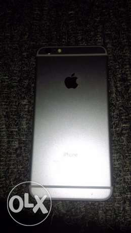 i phone 6 plus like new مدينة أسوان -  1