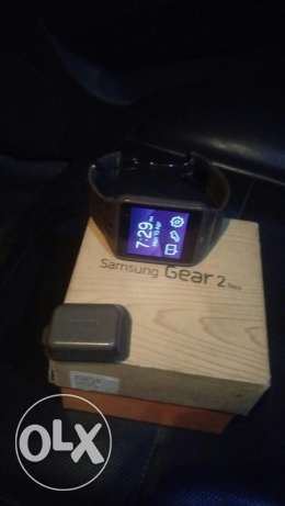 Smart watch samsung gear2 neo