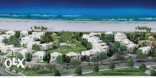 villa for sale sea view in marassi