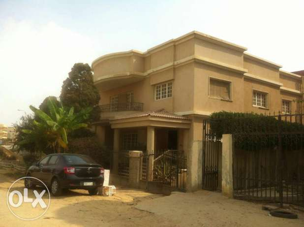2 semi attached villas in el sherouk مدينتي -  1