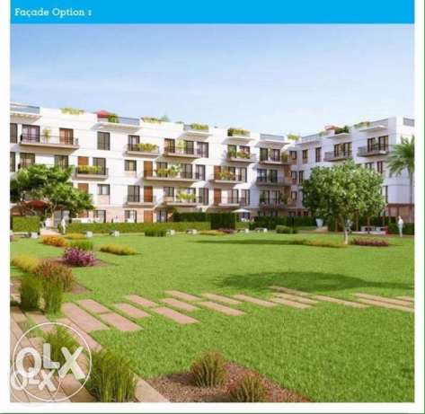 214m ground floor with garden 84m at Sodic Courtyard phase3