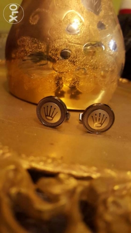 cufflinks rolex high copy