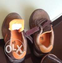 Tinny toe shoes for boy size 22