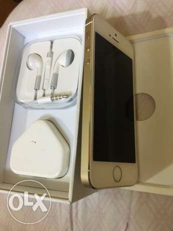 iphone 5s 64 giga gold