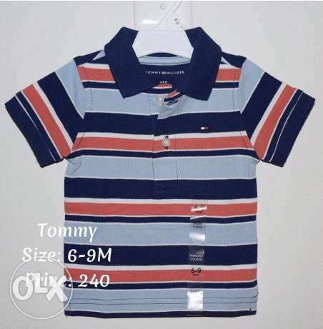 Tommy T-shirt for boys