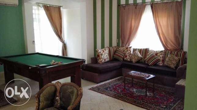 Furnished stand alone villa for rent In Beverly Hills الشيخ زايد -  1
