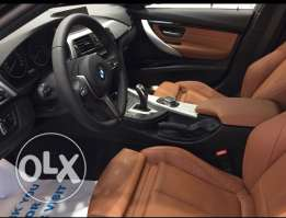 BMW 3-Series ( M sport ) Package 2016