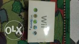 Wii with cd