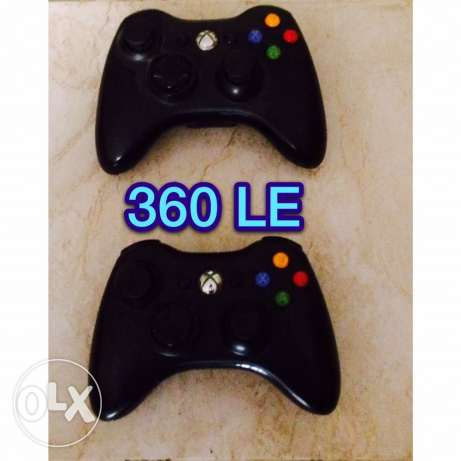 Xbox 360 joysticks