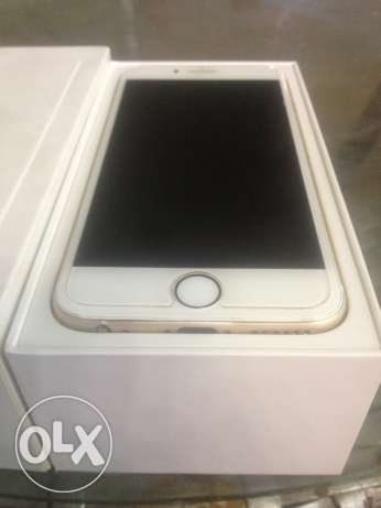 iphone 6 gold 16g with box