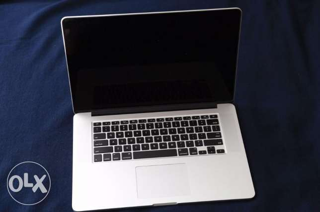 "MacBook Pro 15"" (Early 2013), i7, 16 GB Ram, 512 SSD, Nvidia 1G, 457cc"