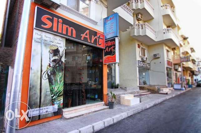 Shop for sale in Hurghada