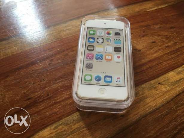 ipod touch 6th 16Gb New Salead مدينة نصر -  1