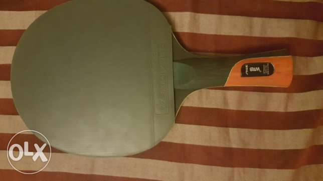 Stiga reactive table tennis racket
