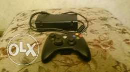 Xbox 360 Controller + Power Adapter