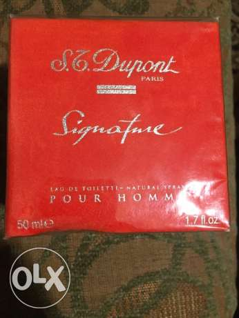 S.T Dupont perfume