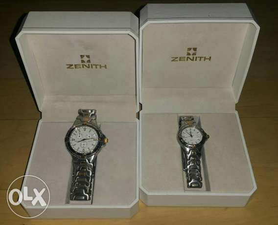 Zenith Watches (Male/Female set)
