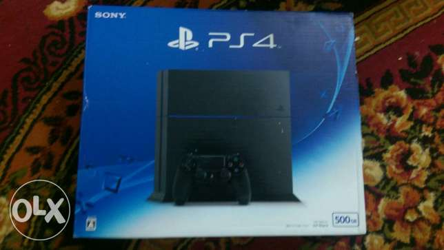 Playstation 4 new   فاقوس -  1