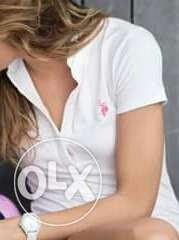 Original Polo T shirt for girls .. size M .. first use