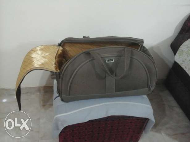 handbag with trolley شيراتون -  4
