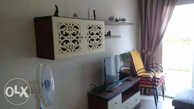 2-bedrooms Flat with private garden, sea and pool view الغردقة -  5