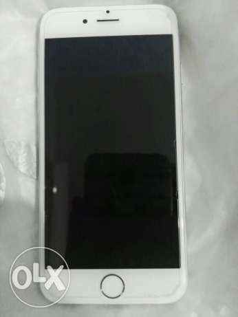 iPhone 6 64gb silver used