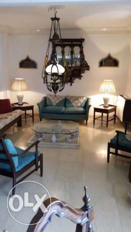At dokki beautiful 2 bedrooms app furnished wz balcony